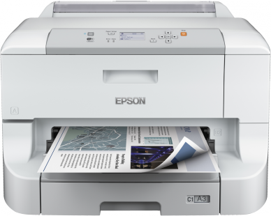 Εκτυπωτής Epson WORKFORCE PRO WF-8010DW