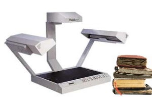bookeye pro book scanner